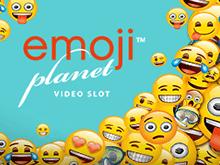 Видео-слот Планета Эмодзи на реальные деньги