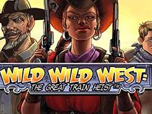 Игровой слот Дикий-Дикий Запад: Великое Ограбление Поезда